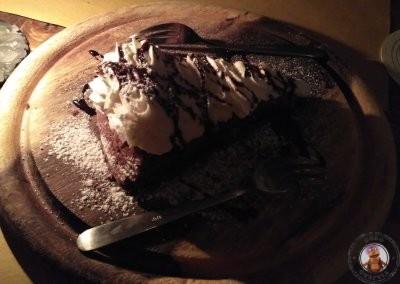 Postre Orgía de chocolate