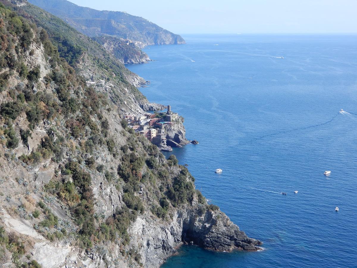 Senderos por Cinque Terre
