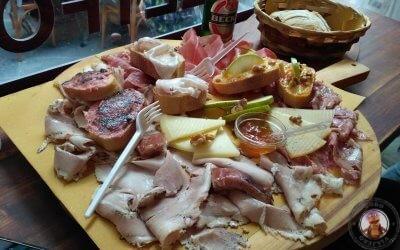 Comer en Pisa – I Porci Comodi