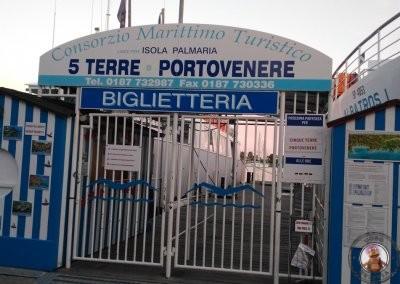 Taquilla Consorzio Marittimo Cinque Terre