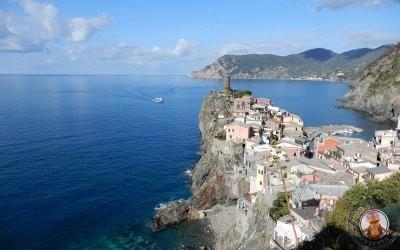 Senderos en Cinque Terre – Vernazza a Corniglia