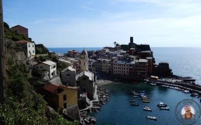 Senderos en Cinque Terre – Vernazza a Monterosso