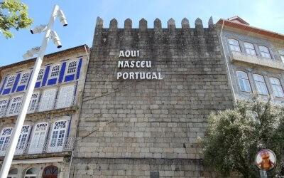Visita a Guimaraes cerca de Oporto