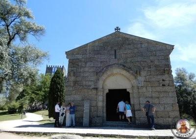 Iglesia de San Miguel do Castelo de Guimaraes