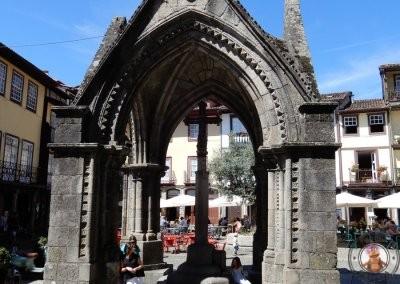 Padrão do Salado - Portal de la Iglesia de Nuestra Señora de la Oliveira