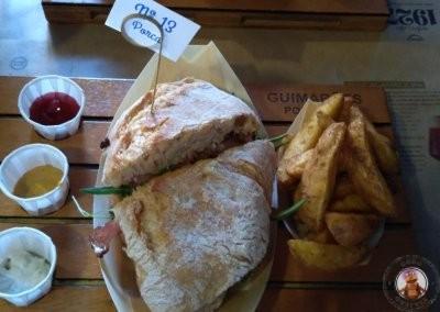 Comer en Guimaraes - Prego Nº 13 Porca