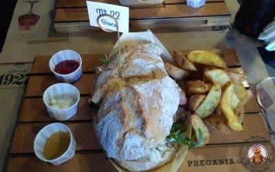 Comer en Guimaraes – Pregos