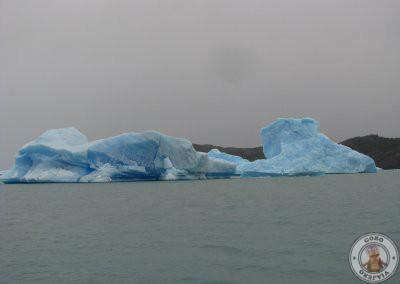 Trozos sueltos de glaciares