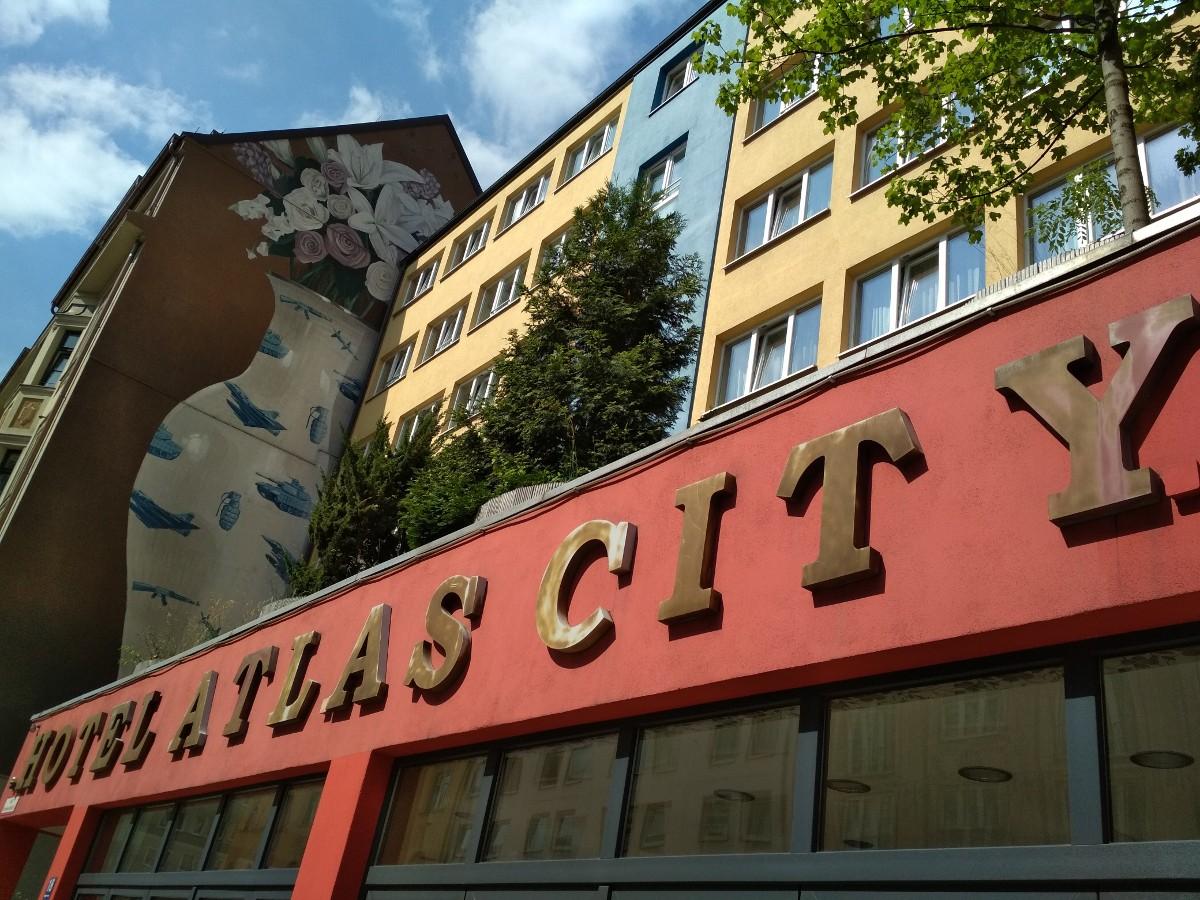 Alojamiento en Munich - Atlas City Hotel