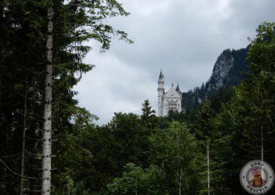 Como llegar al Castillo de Neuschwanstein