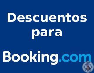 Descuento en Booking
