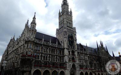 Marienplatz, el centro de Munich