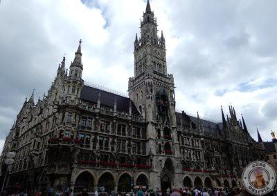 Nuevo Ayuntamiento (Neues Rathaus)