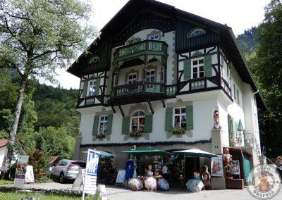 Tiendas en Hohenschwangau