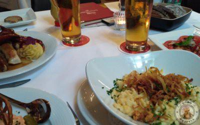Comer en Munich – Restaurante Ratskeller en Marienplatz