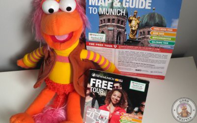 Tour gratis por Munich con Sandemans New Europe Tours