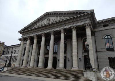 Teatro Nacional y Ópera Estatal de Baviera