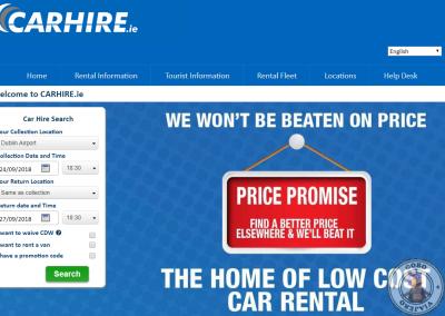 Alquiler de coche en Irlanda – Carhire