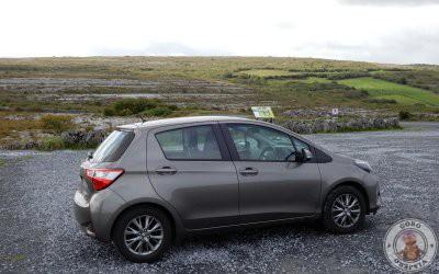 Alquiler de coche en Irlanda con Carhire