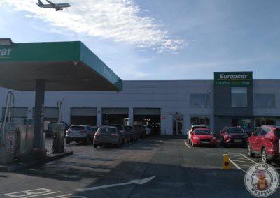 Oficina de Carhire y Europcar