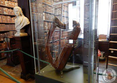 El arpa más antigua de Irlanda