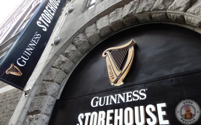 Visita a la fábrica Guinness Storehouse