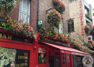 Exterior del pub Temple Bar