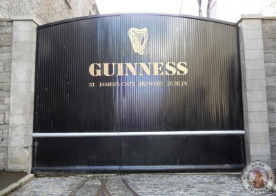 Fábrica Guinness Storehouse