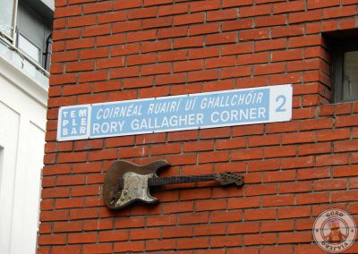 Homenaje a Rory Gallagher