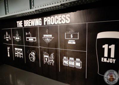 Proceso de fabricación de la cerveza Guinness