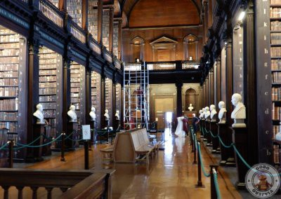 Sala principal de la Antigua Biblioteca