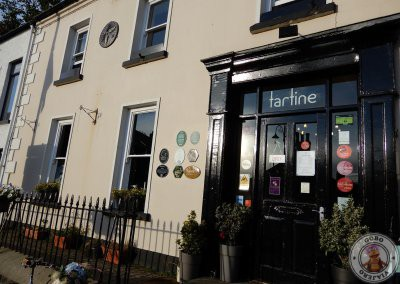 Tartine Restaurant at The Distillers Arms en Bushmills