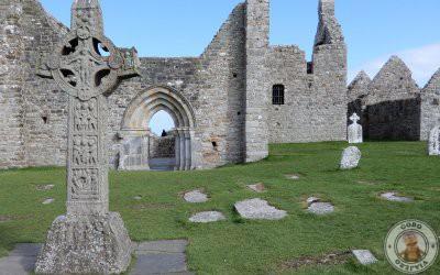 Visita al Monasterio Clonmacnoise