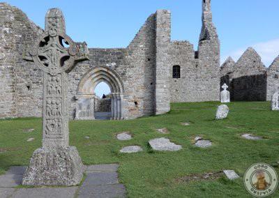 La catedral de Clonmacnoise