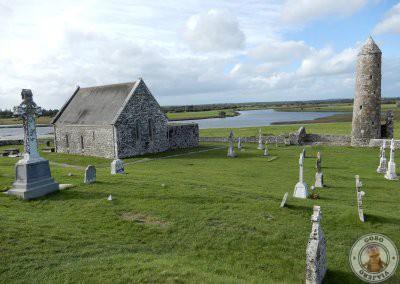 Templo Connor y Templo Finghín a la derecha