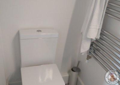 Baño privado en la habitación - Bunk Boutique Hostel Galway