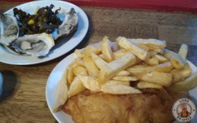 El mejor fish and chips de Galway – McDonagh's