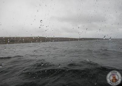 En ferry hasta Inishmore