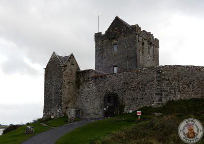 Entrada al Castillo Dunguaire