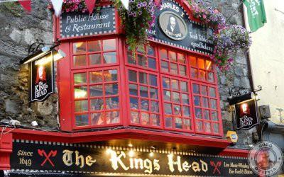 Pubs en Galway The King's Head