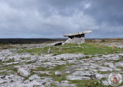 Poulnabrone Dolmen en The Burren