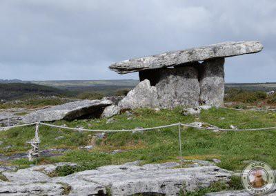 Poulnabrone Dolmen, un imprescindible en Irlanda