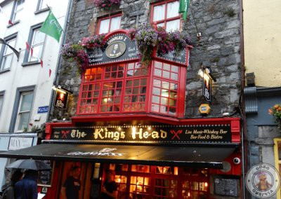 Pubs en Galway The King's Head