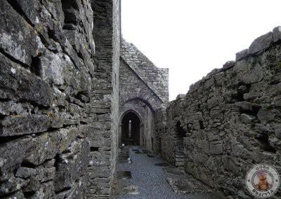 Rincones de la Abadía de Corcomroe