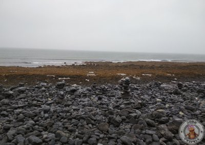 Ruta de la costa de Inishmore