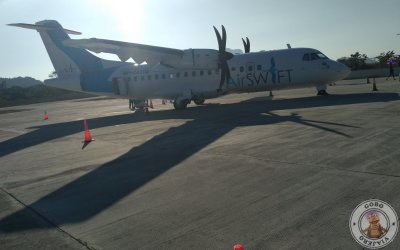 Vuelo directo al Nido con Airswift