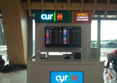 Casa de cambio en Aeropuerto de Cebú salidas internacionales