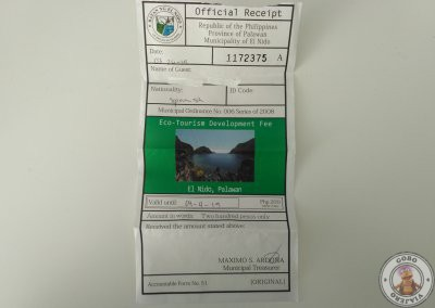 Environmental Tickets El Nido - Tour privado en El Nido con Jeffy