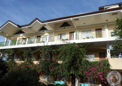 Alojamiento en Alona Beach - Hotel Vanilla Sky Dive Resort