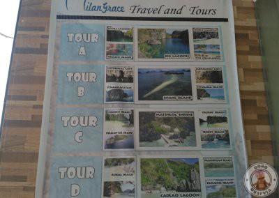 Tours por El Nido - Tour privado en El Nido con Jeffy